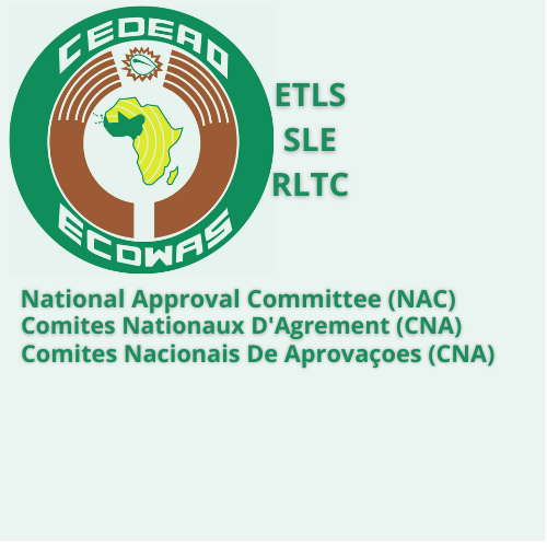 Virtual Training Workshop  of the Members of National Approvals Committees (NACs) of the member states on the use of the website and the portal of the ECOWAS trade liberalisation scheme (etls), 26th – 27th october 2020,