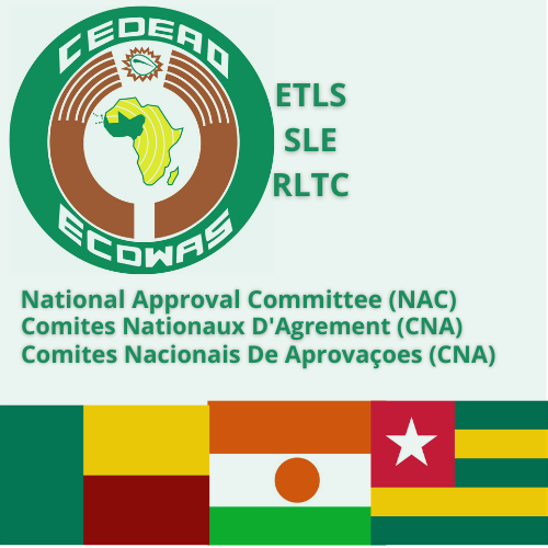 Training of members of the National Approval Committee (NAC) of Benin, Niger and Togo 9 – 13 November 2020